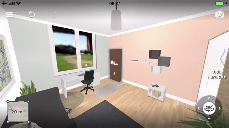 Room planner design for ikea by oleksandr rysenko for Ikea room planner app