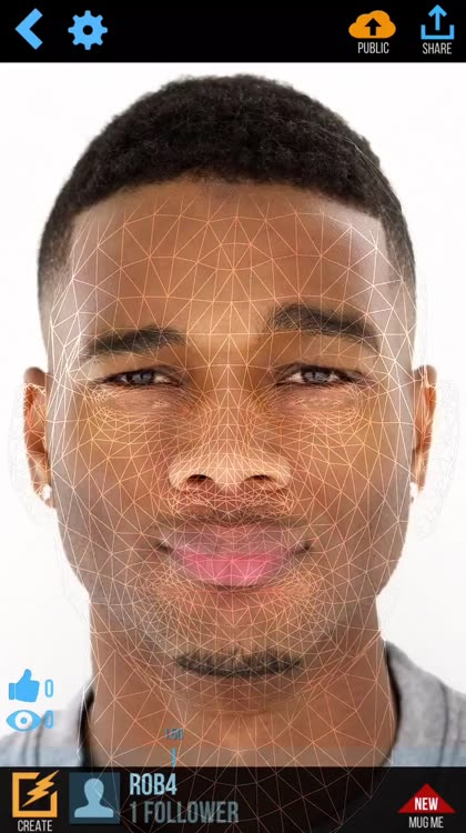 Mug Life - 3D Face Animator