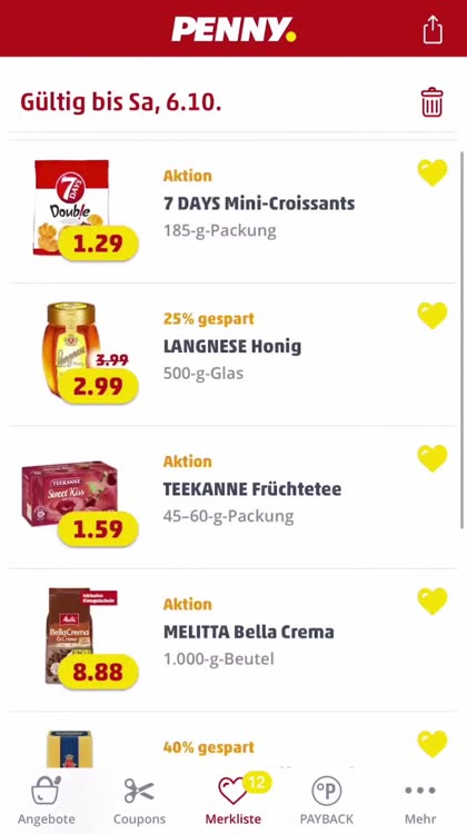 Penny Coupons Angebote By Penny Markt Gmbh