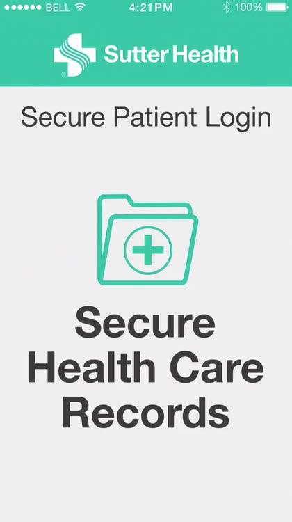 Sutter Health My Health Online by Sutter Health