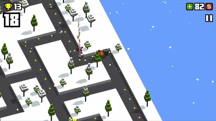 Loopy Mazes 256: Pacman 3D - Clash of Road Runner by Chi Trinh