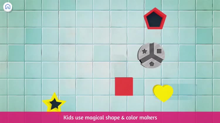 Busy Shapes & Colors by EDOKI ACADEMY