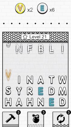 Word Drop - Match 3 Word Game by Stencil, Ltd