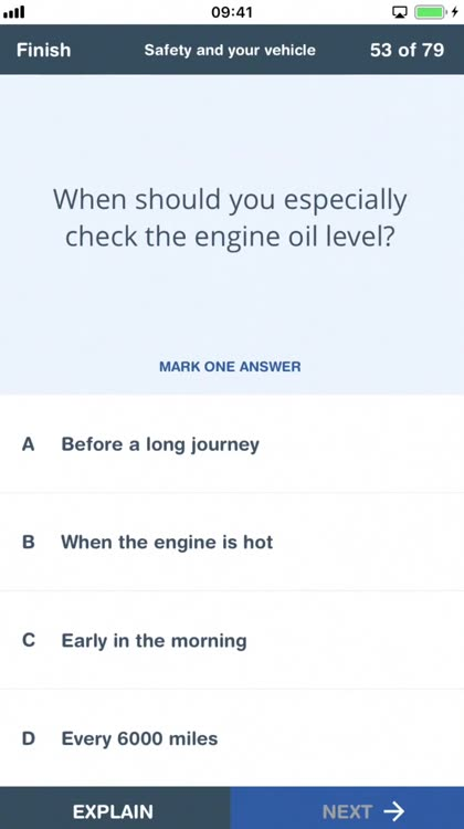 2019 Driving Theory Test