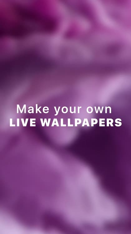 Live Wallpaper Maker: 4K Theme by App Rover