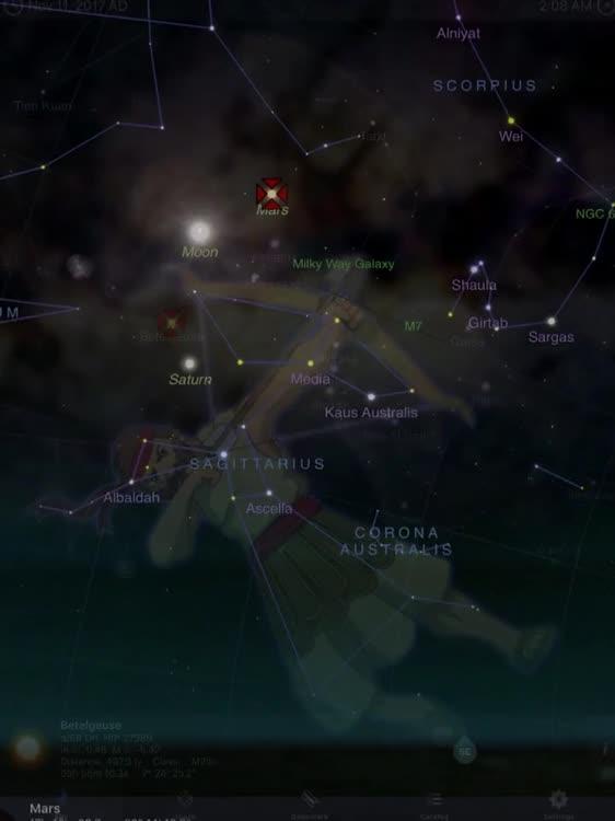 Star Map Software.Starmap 3d Plus By Sanville Software