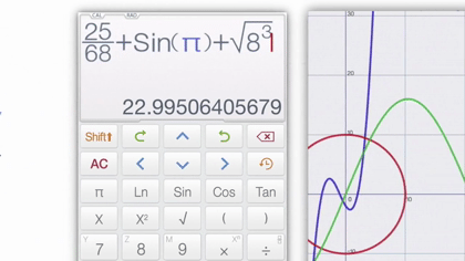 Calculator ∞ by Incpt Mobis