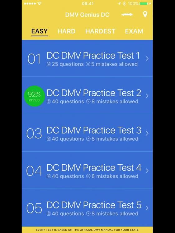 Dmv Genie Permit Practice Test By Elegant Elearning Manual Guide