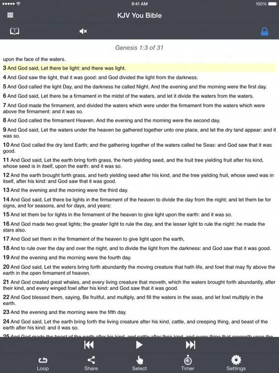 Scourby Bible HD by Litchfield Associates Ltd, Inc