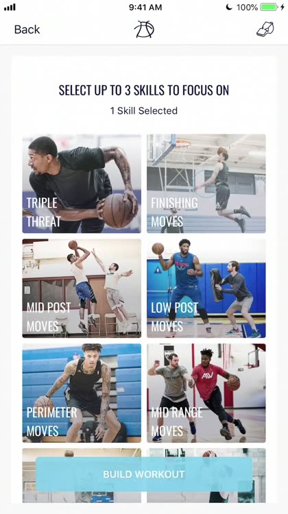 Pure Sweat Basketball Workouts