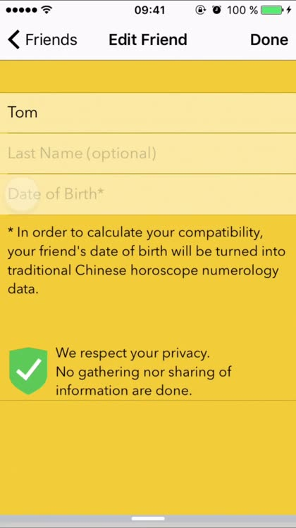 love compatibility test by name and date of birth