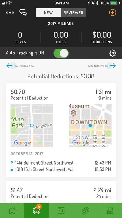 hurdlr expense receipt tracker by hurdlr inc