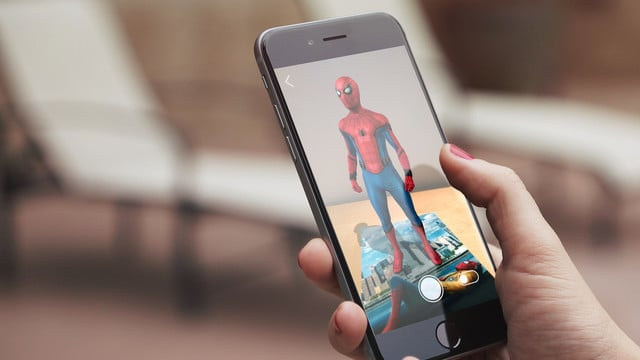 Take a Peek Behind the Mask in The Spider-Man: Homecoming App