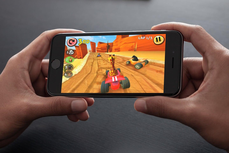 Safari Kart Brings Kart Racing Action to iOS