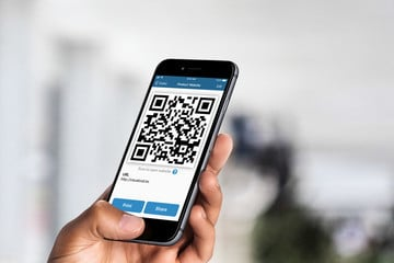 Visual Codes Turns Your iPhone Into a QR Code Generator