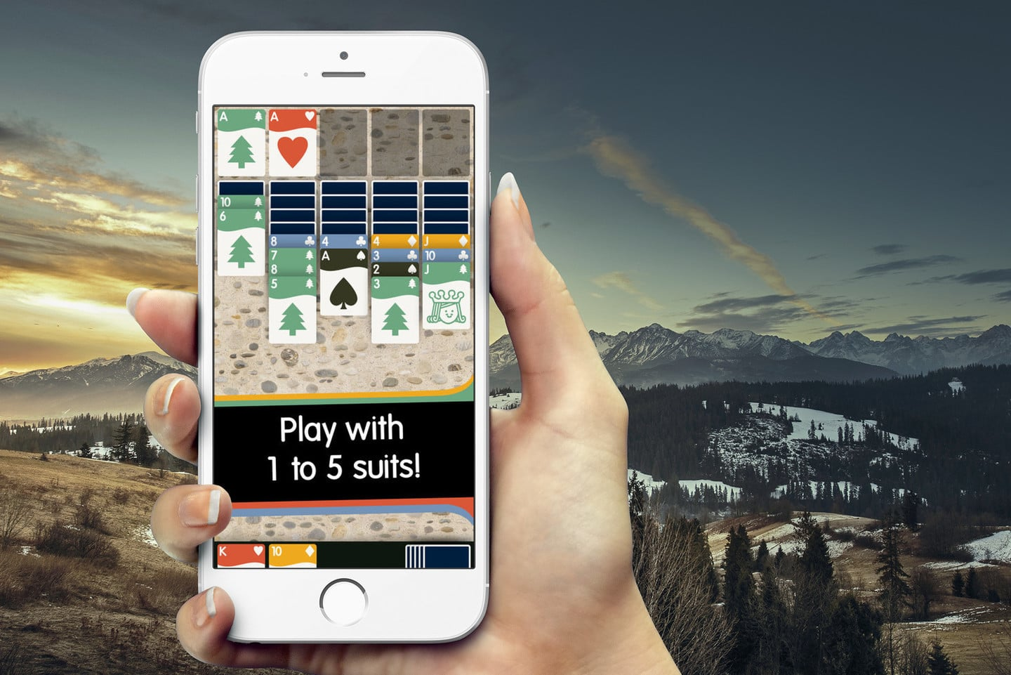 Zach Gage's Flipflop Solitaire is a Fresh Take on a Classic
