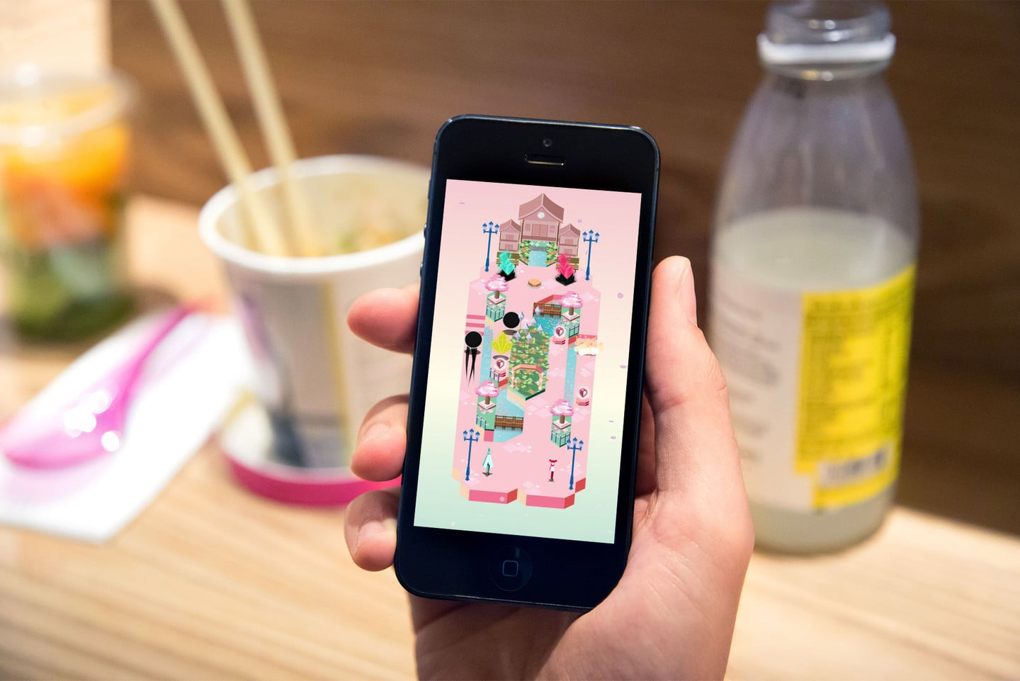 Restore Life and Color to the Puzzling World of Umiro