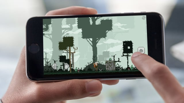 Old Man's Guilt is a Challenging Puzzle Platformer