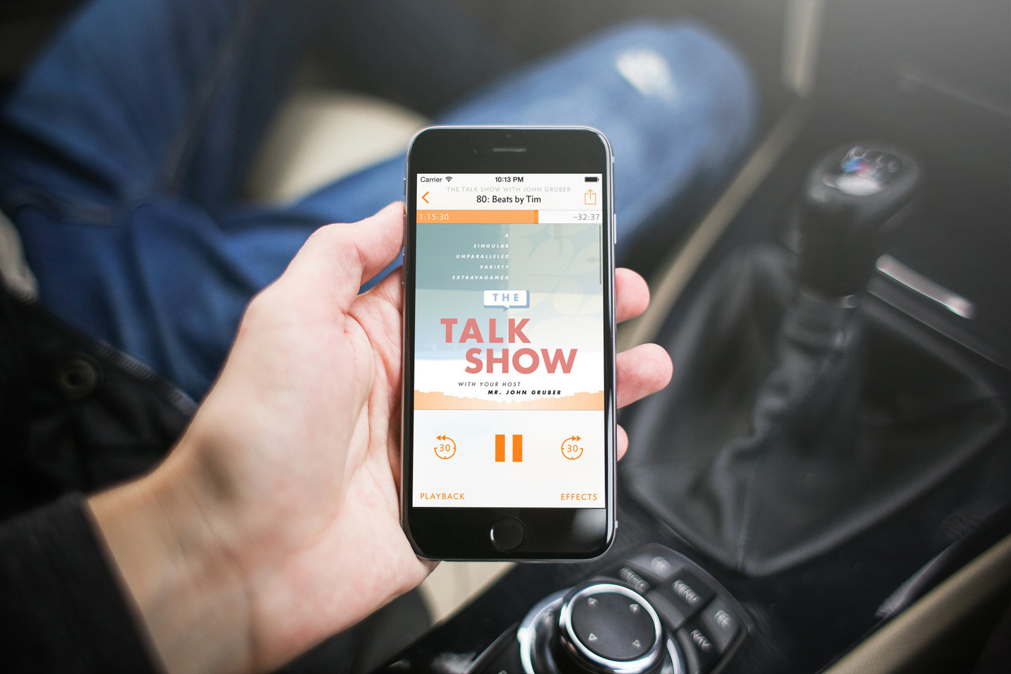 best podcast app overcast