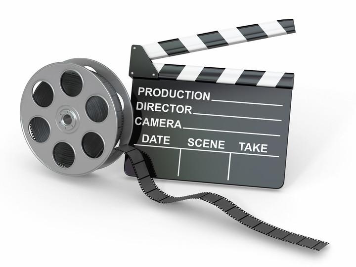 Clapperboard Film