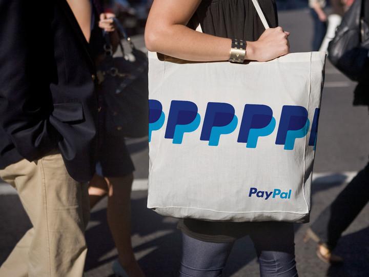 PayPal bag