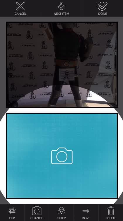 Your photos become comics