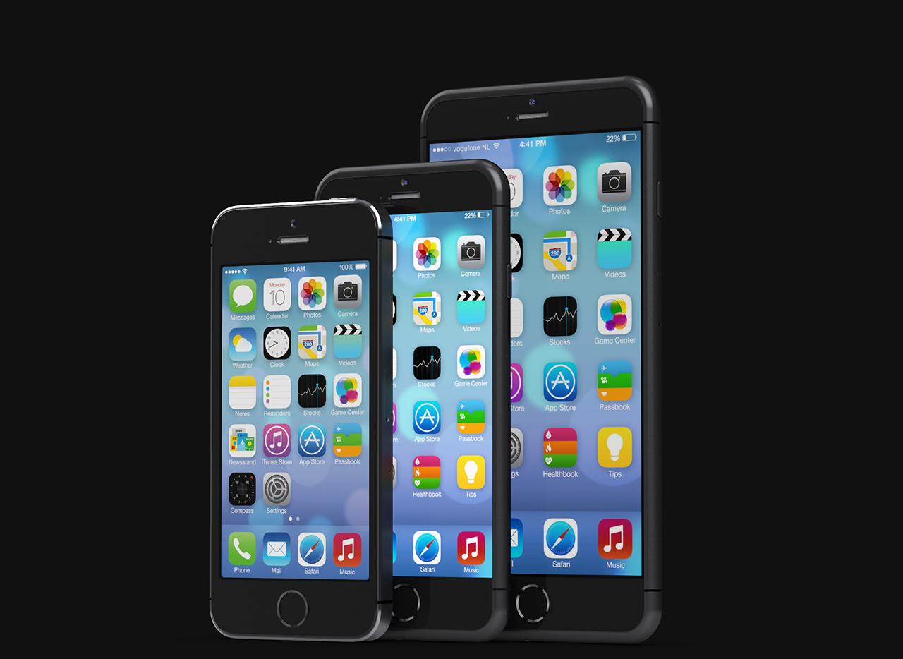 Картинки айфонов разных