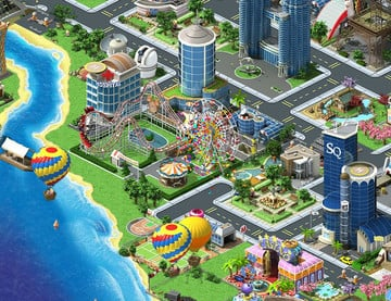 Have you ever wanted to own a city? Now you can in Megapolis