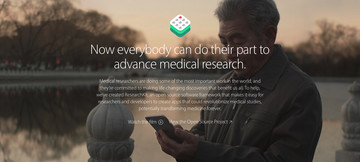 Apple touts the progress of ResearchKit, launches CareKit