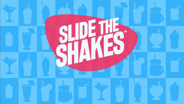 Serve up tasty treats, it's time to Slide the Shakes