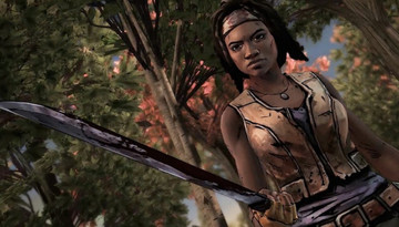 Episode 2 of The Walking Dead: Michonne is coming March 29