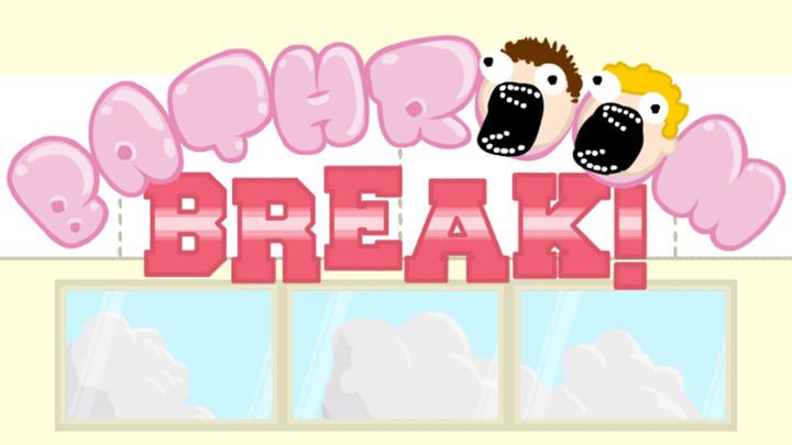 BathroomBreakHalfSheet. Bizarre App of the Week  Bathroom Break