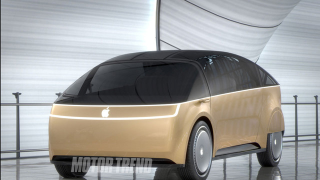 Motor Trend poorly imagines what the 'Apple Car' might look like