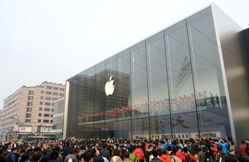 China Bans Apple's iBookstore and iTunes Movies