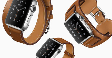 Apple will offer standalone Hermès Apple Watch bands from April 19