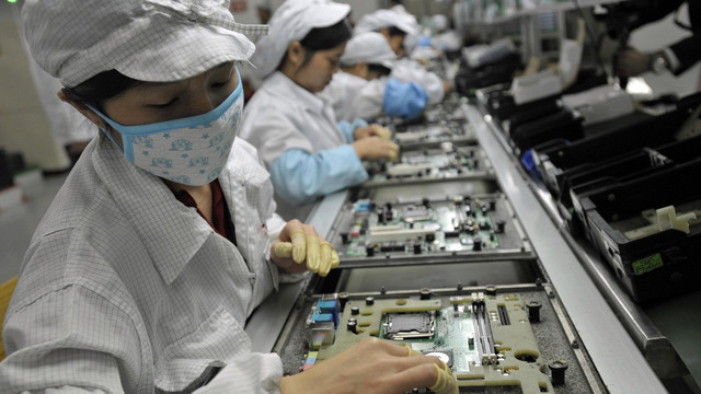 Foxconn's Sharp prepares for large-scale OLED production ahead of future iPhone