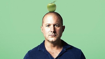 Jony Ive designs custom yellow iPad Pro, Smart Cover and Apple Pencil case for auction