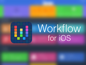 Workflow 1.5 Adds Support for App Store, Ulysses and More