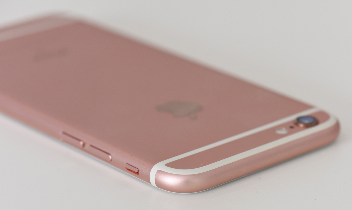 Iphone S Rose Gold Go