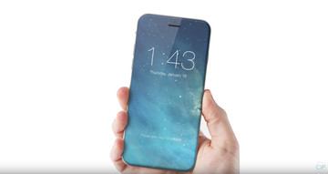 The 2017 iPhone Could Feature an Edge-to-Edge Display and Much More