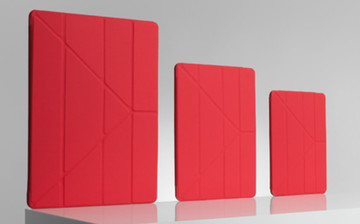 Pipetto's Fantastic Origami Cases for iPad Stand Out
