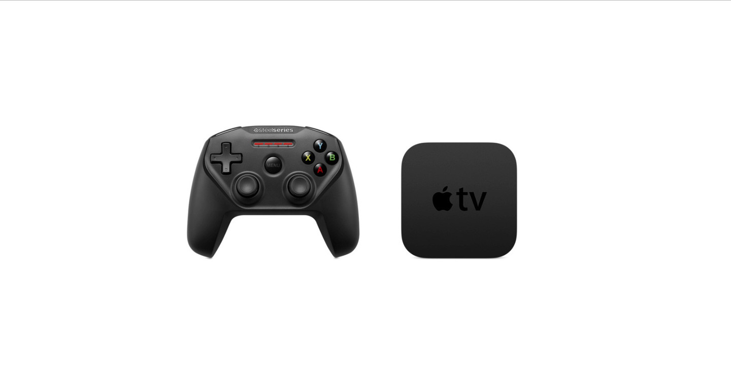 Apple TV Game Controllers