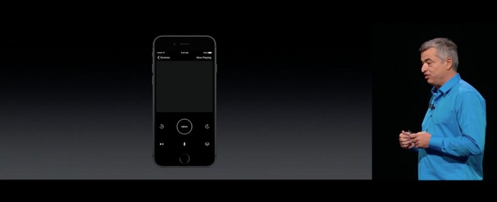 New Remote App