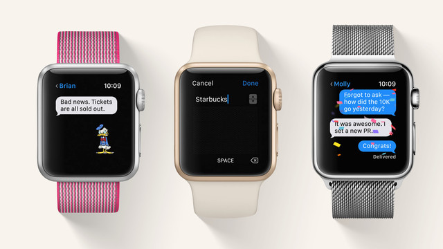 A Future Apple Watch Could Feature a Camera and More Buttons
