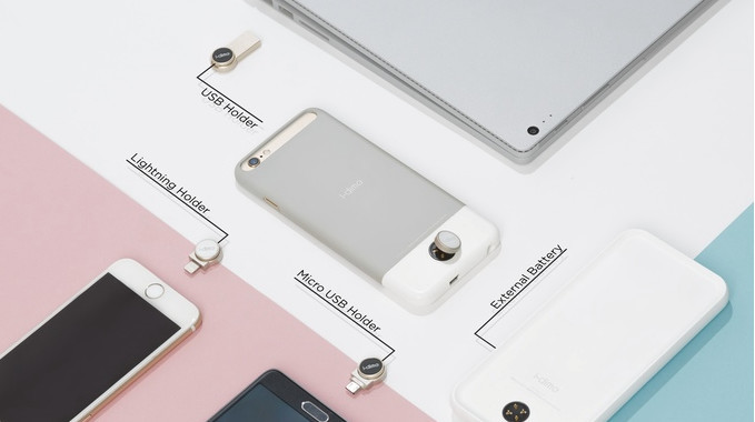 The system features three different dongles to work with a number of different devices.