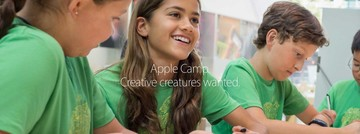 Apple Camp is A Free, Three-Day Program for Kids to Learn Coding and More