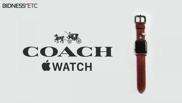 Coach Apple Watch Bands Are Launching in Time for WWDC