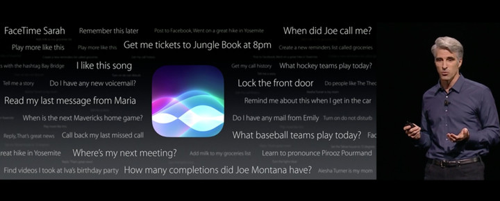 Apple is opening up Siri to third-party app developers.