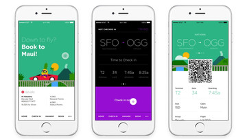 First Look: The Virgin America App Integrates With Spotify