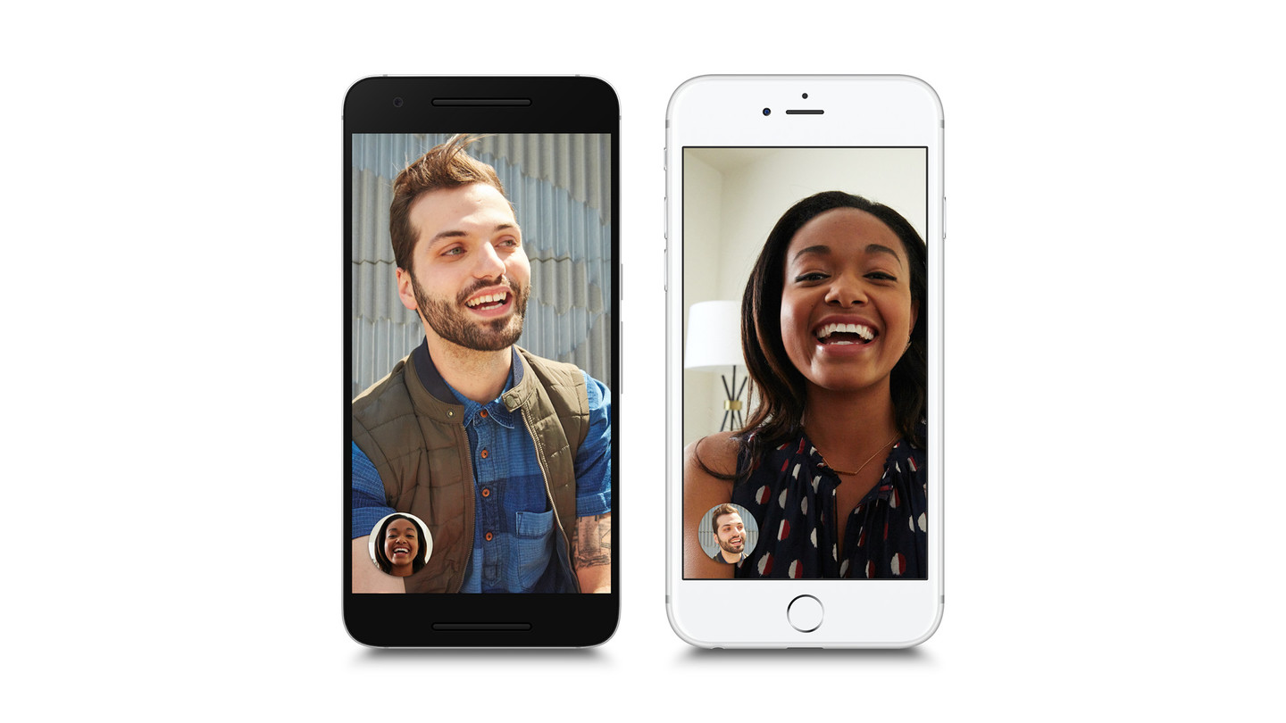 Phone Facetime With Android Phone make video calls from ios to android with google duo